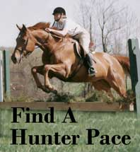 Find hunter paces in NY